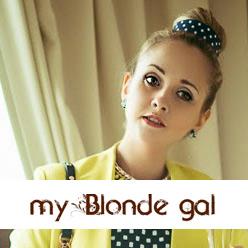 My Blonde Gal